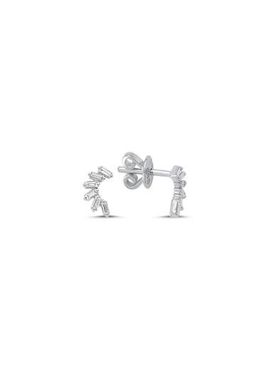 LUXO Diamond Piercing Beyaz